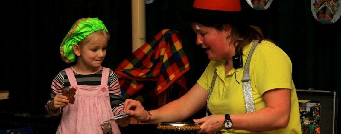 Clown Kiko Kindertheater