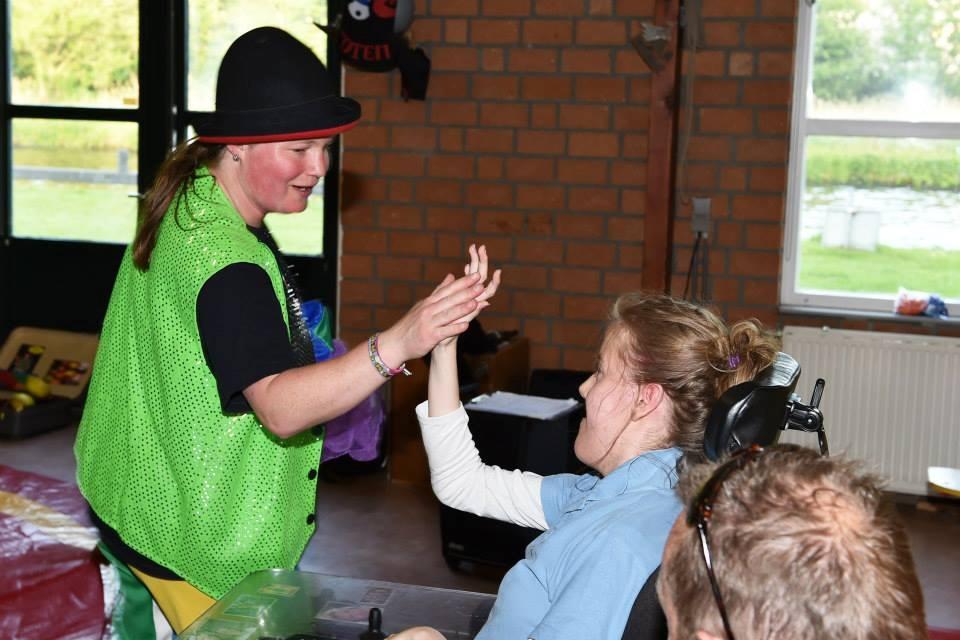 Circus Kiko Workshops bij Scouting Mauritsgroep