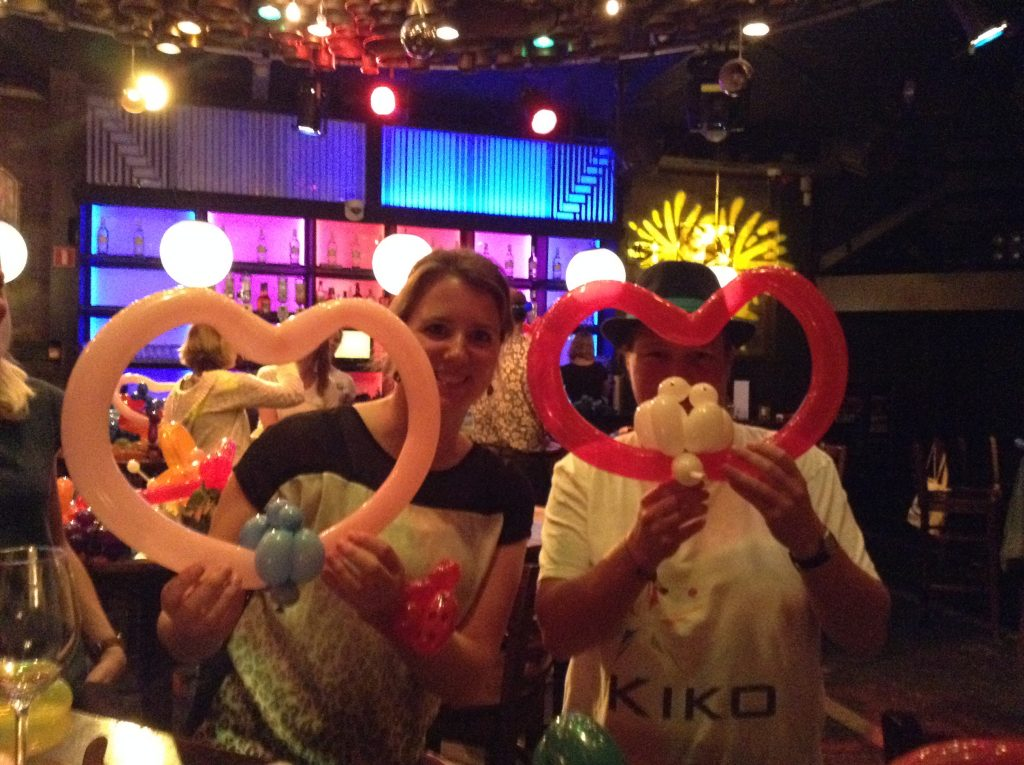 Circus Kiko Workshops - ballon modelleer workshop