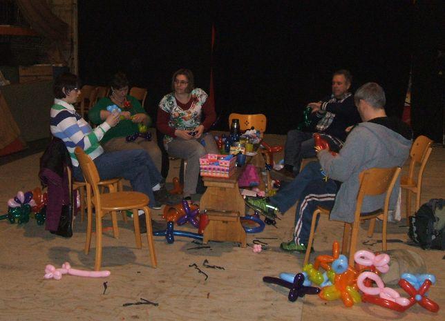 Circus Kiko Workshops - ballon modeleren