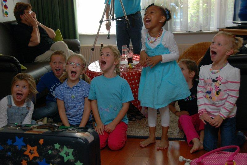 Clown Kiko - kinderverjaardag thuis vieren