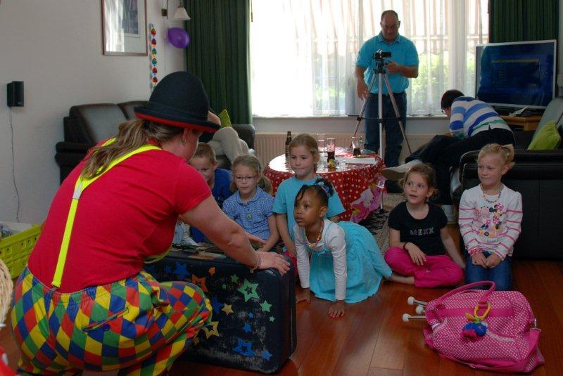 Clown Kiko - Kinderfeestje - Verjaardag