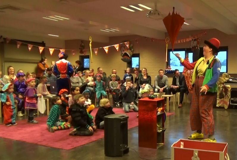 Kiko's Kindertheater - Clown Kiko - Sinterklaas Show