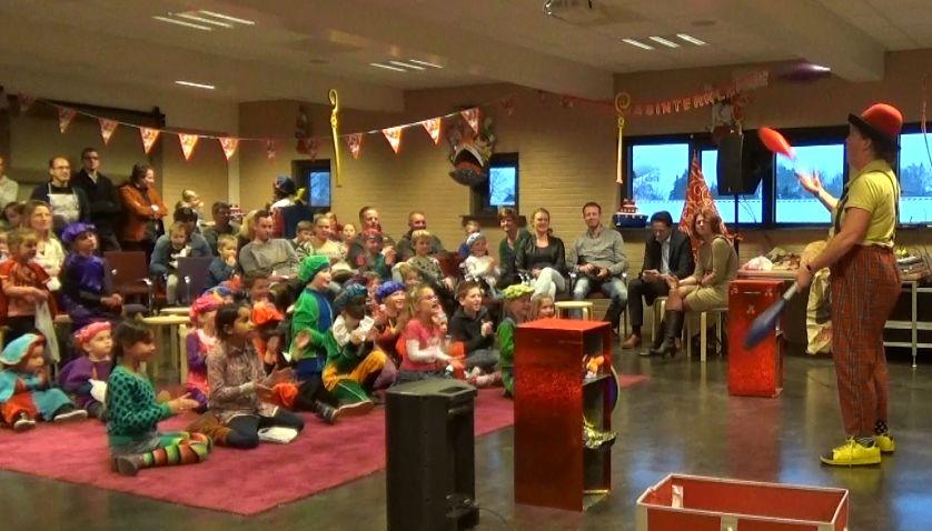 Clown Kiko - Sinterklaas Voorprogramma Show