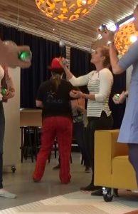 Circus Kiko Workshops - workshop jongleren