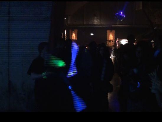 Jongleur Kiko - LED licht jongleren