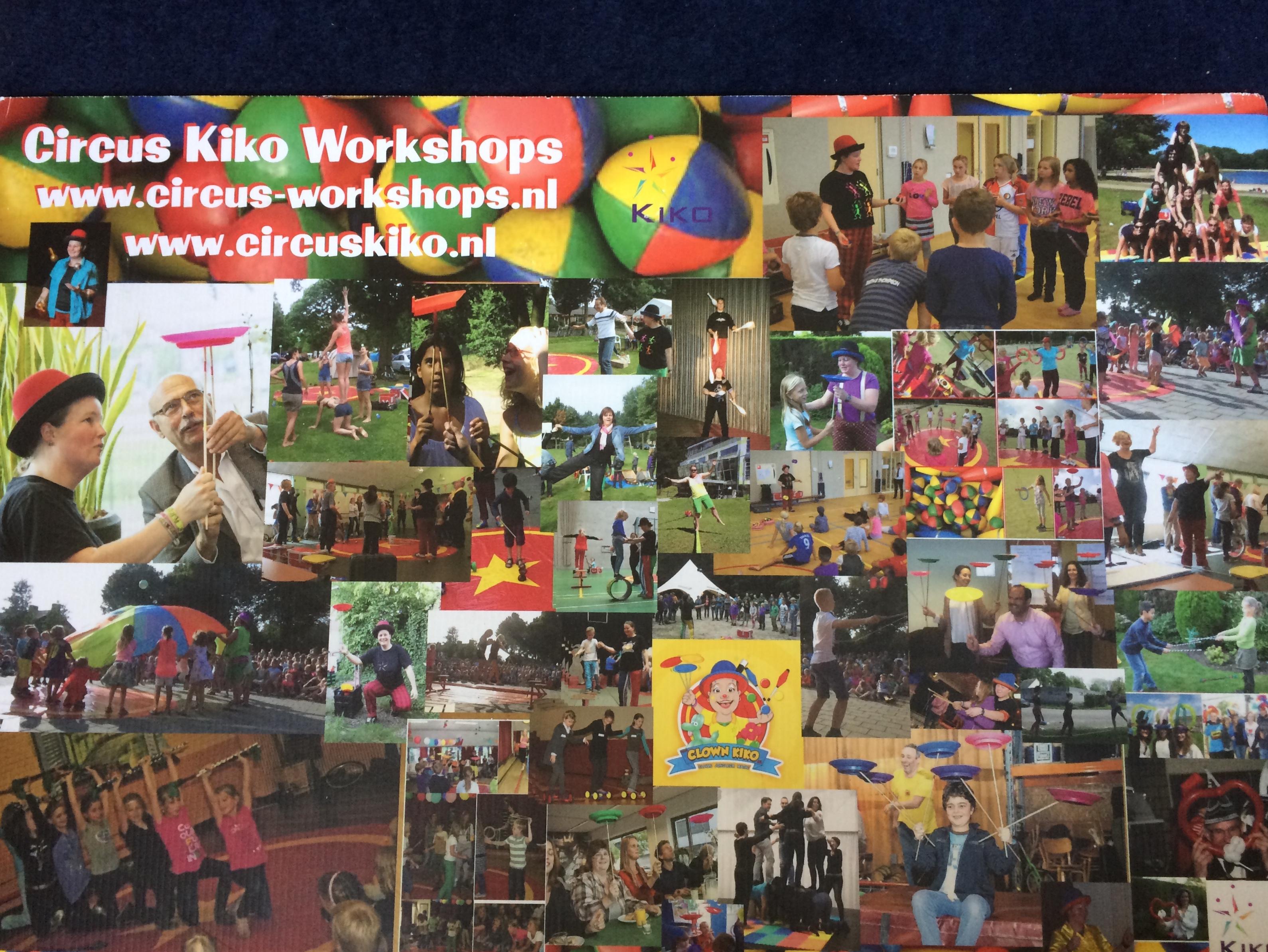 Circus Kiko Workshops