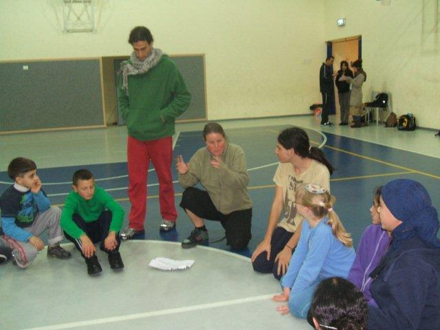 circus kiko workshops -theater technieken & improvisatie