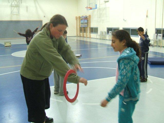 circus kiko workshops - ringen