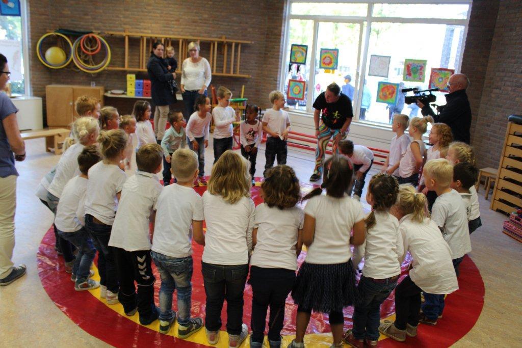 circus kiko workshops dag op school roffel